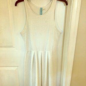 Anna Be white dress